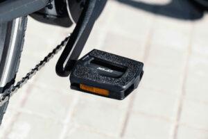 Pedaler XLC PD-C09, 1 par, Standardpedaler, svart