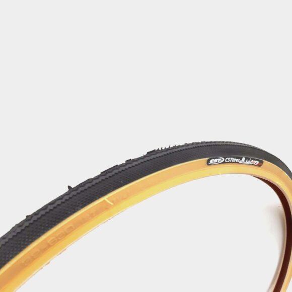 Däck CST C80E Yellow 32-630 (27 x 1 1/4)