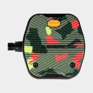 Pedaler LOOK Geo City Grip, 1 par, Standardpedaler, Camo