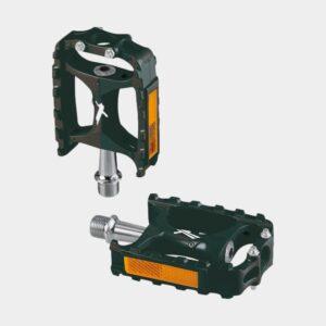 Pedaler XLC PD-C08 Ultralight III, 1 par, Standardpedaler, svart