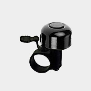 Ringklocka TWS MTB, Ø35 mm, aluminum, svart
