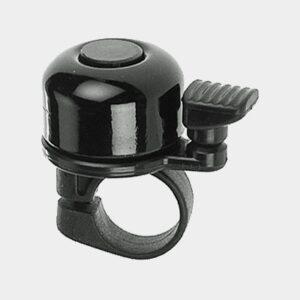 Miniringklocka TWS MTB, Ø35 mm, stål, svart
