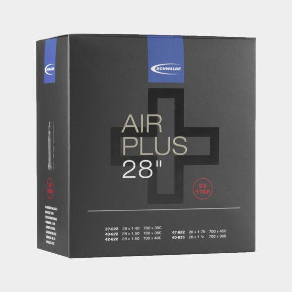 Slang Schwalbe Air Plus SV17AP 37/47-622 40-635 racerventil 40 mm