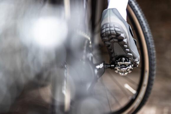 Pedalklossar BBB Click & Go, SPD-kompatibel, 4°, silver/svart