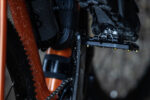 Pedaler BBB DualChoice Trail, 1 par, Kombipedaler, svart, inkl. klossar
