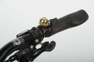 Miniringklocka XLC DD-M10, Ø23 mm, mässing, guld