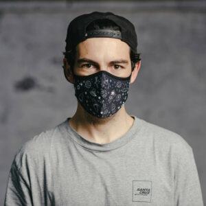 Ansiktsmask DYEDBRO Face Mask Space Trip