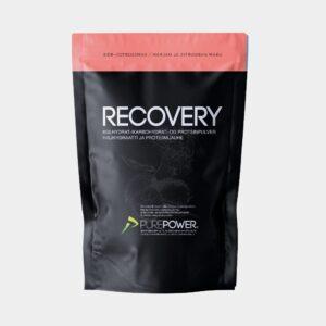 Återhämtningsdryck PurePower Pure Recovery Berries/Citrus, 1 kg