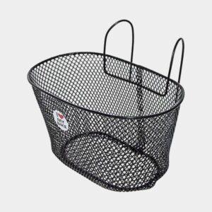 Cykelkorg TWS Nät, stål, på styret