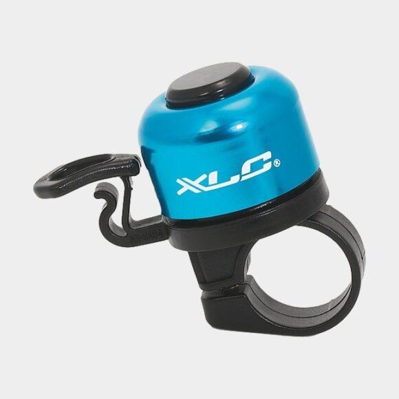 Miniringklocka XLC DD-M06, Ø33 mm,  aluminium, blå