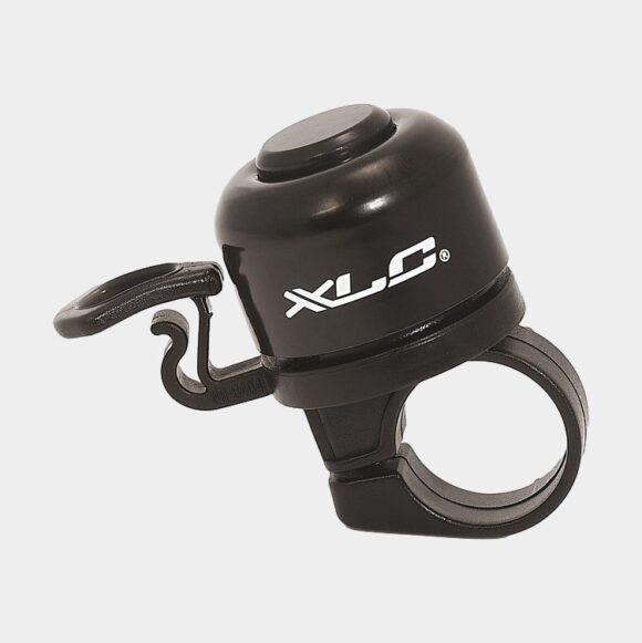Miniringklocka XLC DD-M06, Ø33 mm, aluminium, svart
