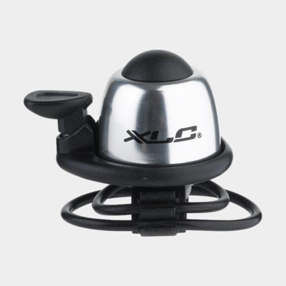 Miniringklocka XLC DD-M07, Ø40 mm, aluminium, silver