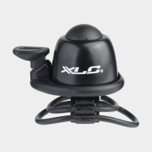 Miniringklocka XLC DD-M07, Ø40 mm, aluminium, svart