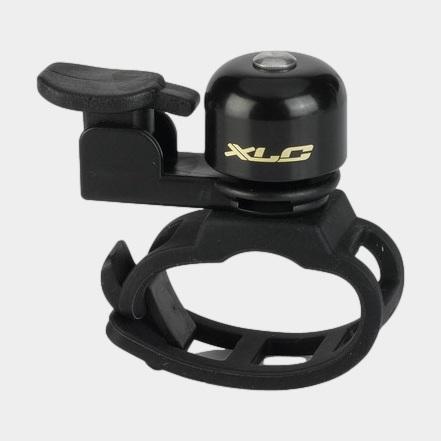 Miniringklocka XLC DD-M18, Ø21 mm, svart