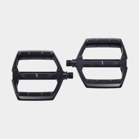 Pedaler BBB CoolRide, 1 par, Plattformspedaler, svart