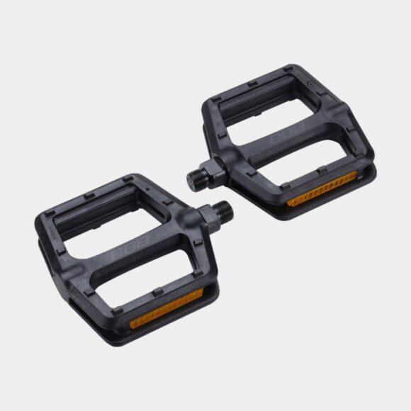 Pedaler BBB TrailRide, 1 par, Plattformspedaler, svart