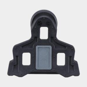 Pedalklossar BBB PowerClip, 1 par, SPD-SL-kompatibel, fast, svart