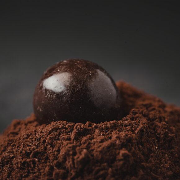 Proteingodis PurePower Protein Pops Chocolate, 50 gram