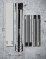 Ramskydd DYEDBRO American Flag