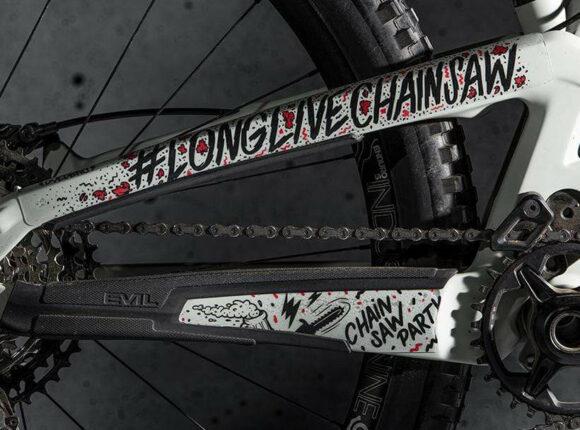 Ramskydd DYEDBRO Chainsaw Colour