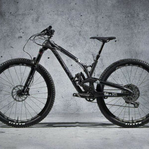 Ramskydd DYEDBRO Ride Or Die Black