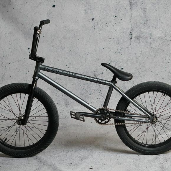 Ramskydd DYEDBRO Sergio Layos BMX Signature Edition Black