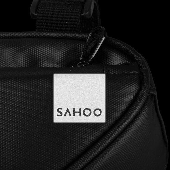 Ramväska Sahoo Drypak Triangle, 1.5 liter, svart