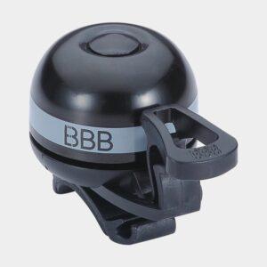 Miniringklocka BBB EasyFit Deluxe Ø32 mm, mässing, svart/grå