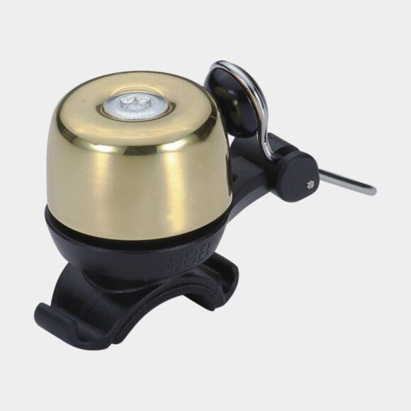 Ringklocka BBB Noisy, Ø28 mm, mässing, guld