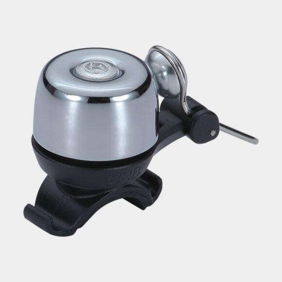 Ringklocka BBB Noisy, Ø28 mm, mässing, silver