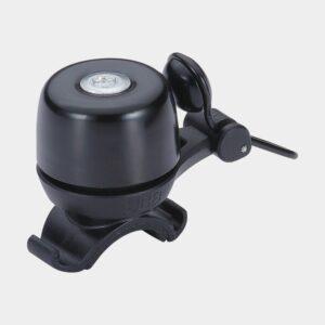 Ringklocka BBB Noisy, Ø28 mm, mässing, svart
