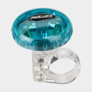 Ringklocka XLC DD-M10, Ø23 mm, mässing, guld