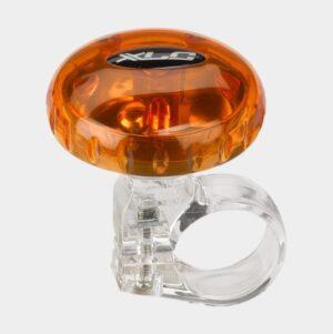 Ringklocka XLC DD-M12, Ø36 mm, mässing, guld