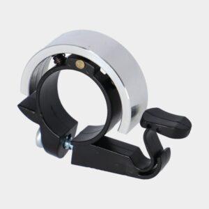 Ringklocka XLC DD-R01, Ø22 mm, vit