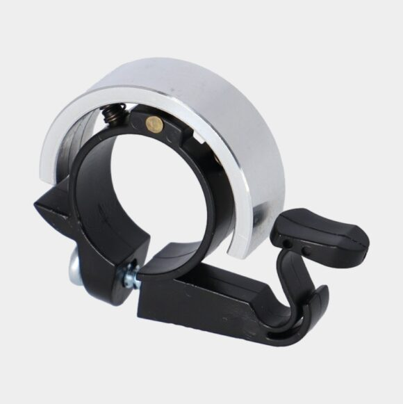 Ringklocka XLC DD-R01, Ø22 mm, silver