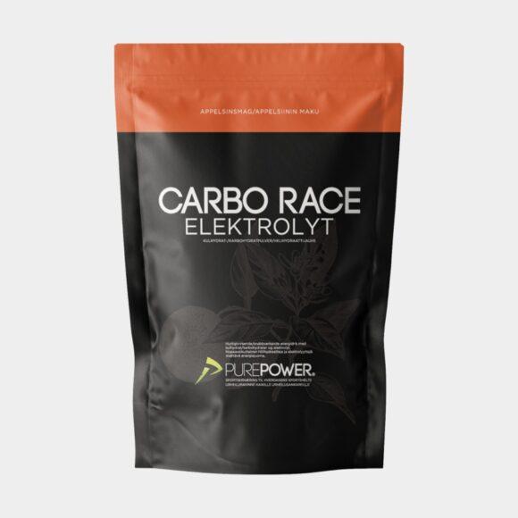 Sportdryck PurePower Carbo Race Electrolyte Orange, 1 kg