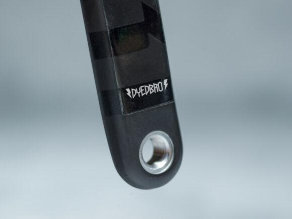 Vevarmsskydd DYEDBRO Cranks, 165 mm