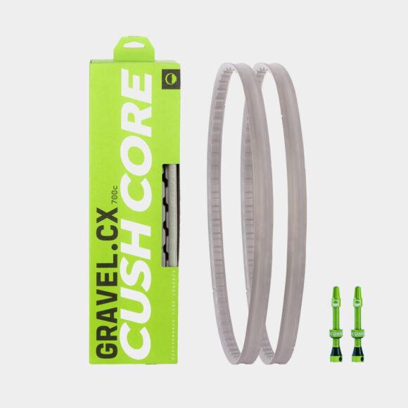 """Tubeless Insert CushCore Gravel.CX 28""""/700C Set (33 - 46 mm / 1.30"""" - 1.80"""")"""
