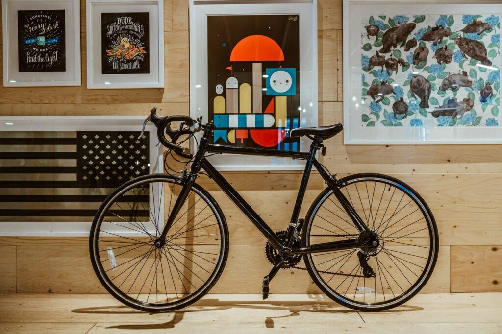 Cykel i hemmet