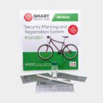 DNA-märkning SmartDNA Smart Protection för cykel och barnvagn