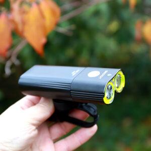 Lampset Gaciron Speed X 1600 / Powerglow + fjärrkontroll
