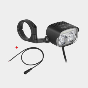 Elcykelframlampa Magicshine ME 2000 + anslutningskabel för Shimano