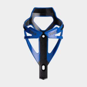Flaskhållare Tacx Deva, plast, svart/blå