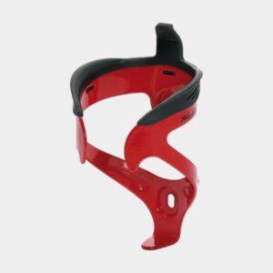 Flaskhållare XLC BC-A05, aluminium, röd/svart