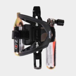 Flaskhållare Zefal Pulse Z2i C02 Kit, plast, svart