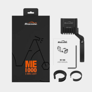 Elcykelframlampa Magicshine ME 1000