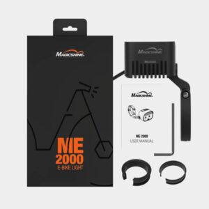 Elcykelframlampa Magicshine ME 2000
