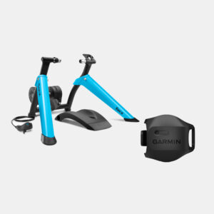 Cykeltrainer Tacx Boost Bundle, rulle mot bakhjul + hastighetssensor