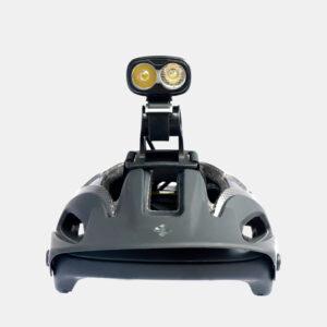 Hjälmlampa Boruit ULTRA 960 + styrfäste + pannband + förlängningskabel