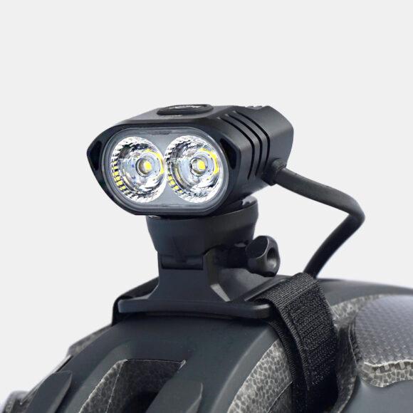 Hjälmlampa Magicshine MOH Aquila 55 Pro + pannband + styrfäste